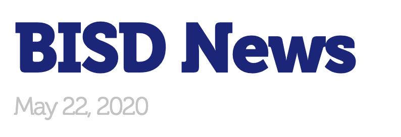 BISD News 5/22/20