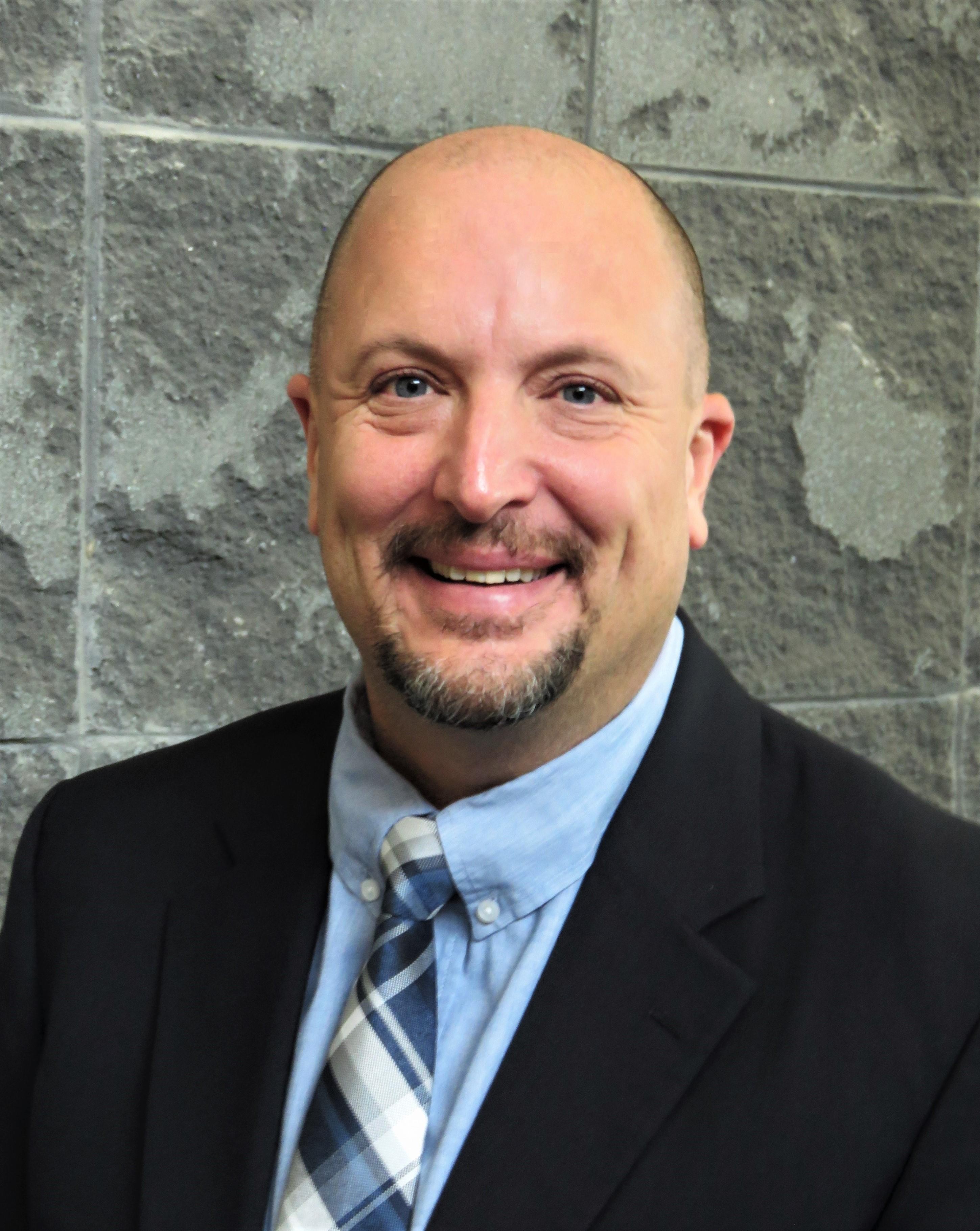 TK Superintendent Dan Remenap