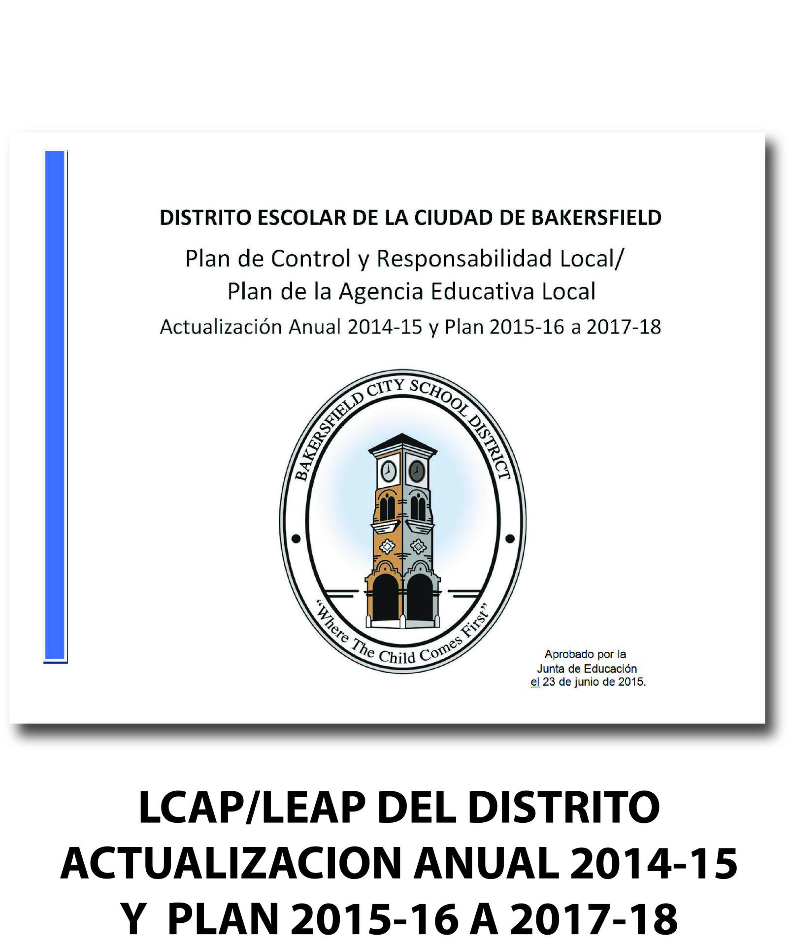 Board approval June 23 2015 Spanish