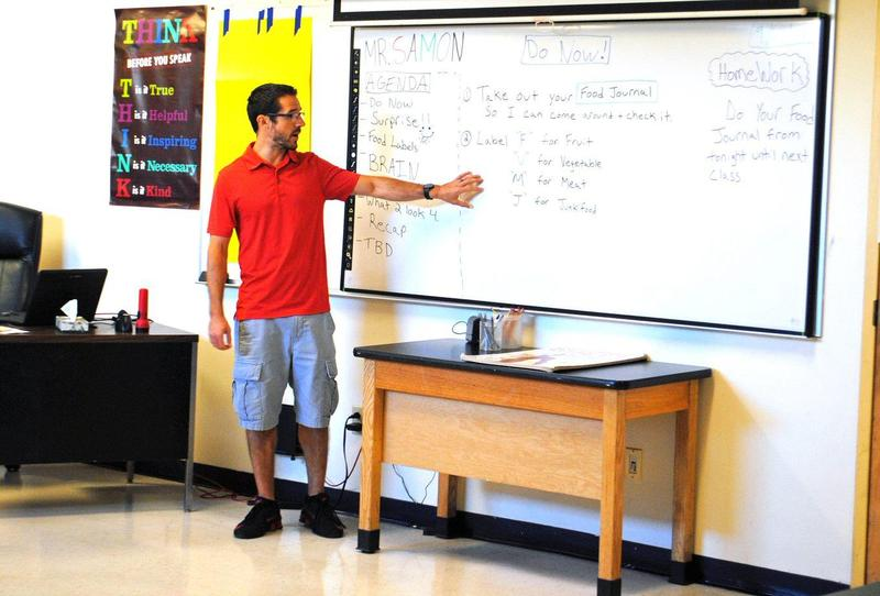 Teaching the Whole Child Includes Learning what Fuels Your Body Featured Photo