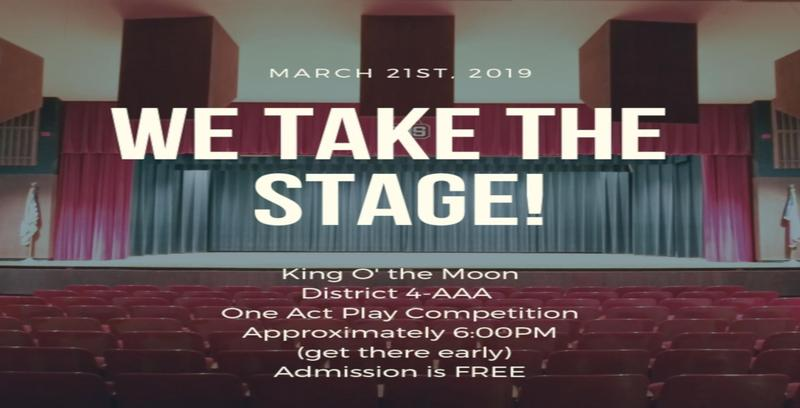 One Act Play March 21