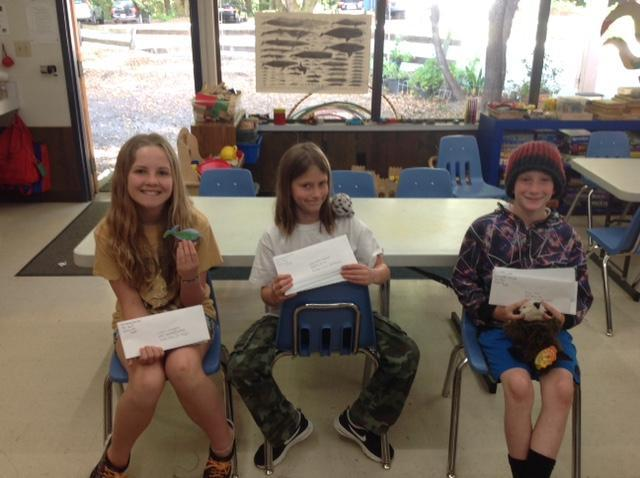 Writing letters for Sustainable Fishing