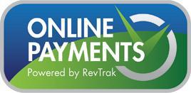 Online Payments Powered by Revtrak