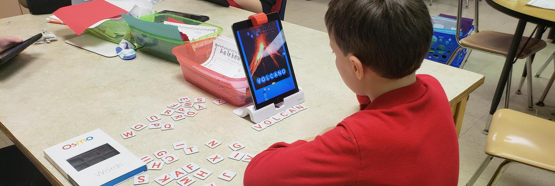 OSMO in the classroom