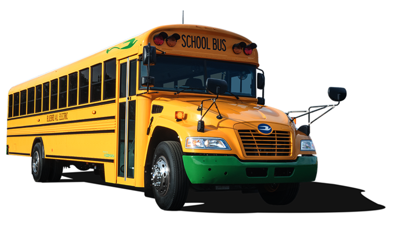 Lucerne Valley, Apple Valley Unified School Districts To Receive Electric Buses From MDAQMD Featured Photo