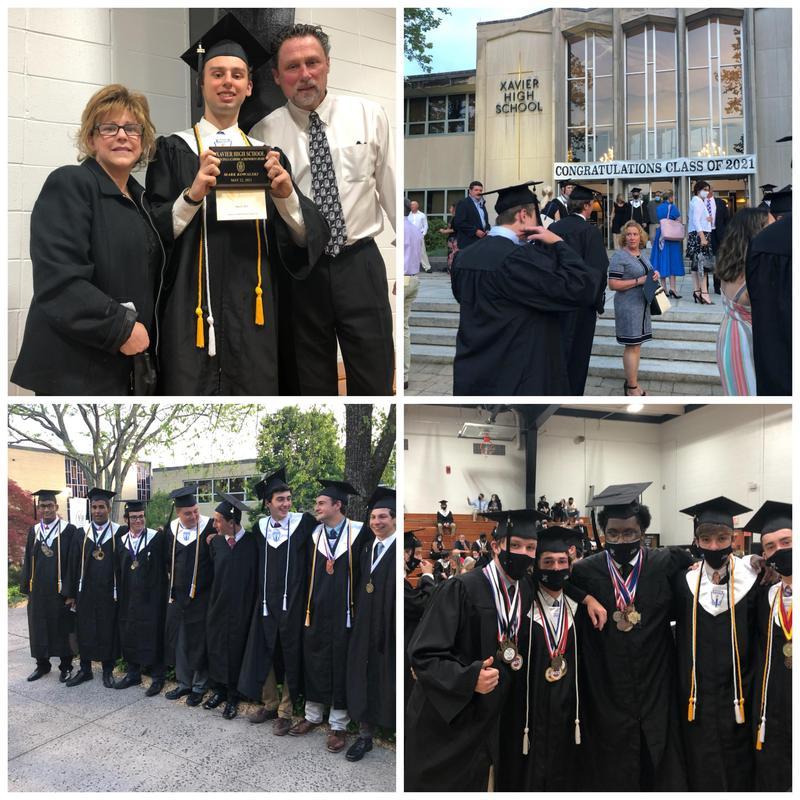 Baccalaureate Mass at Xavier 2021