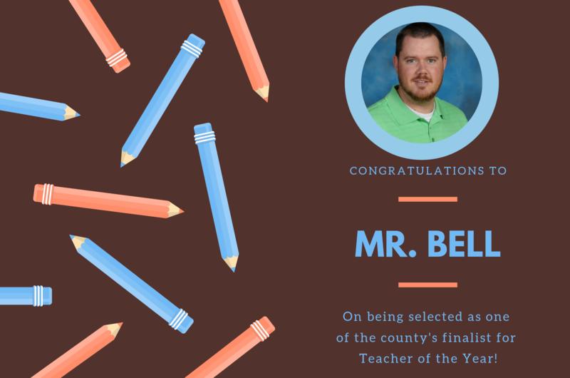Teacher of the Year Finalist Thumbnail Image