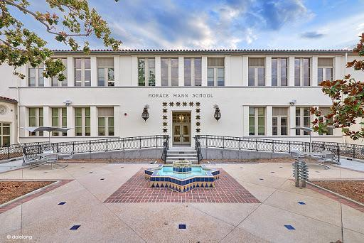 Horace Mann Elementary Entrance