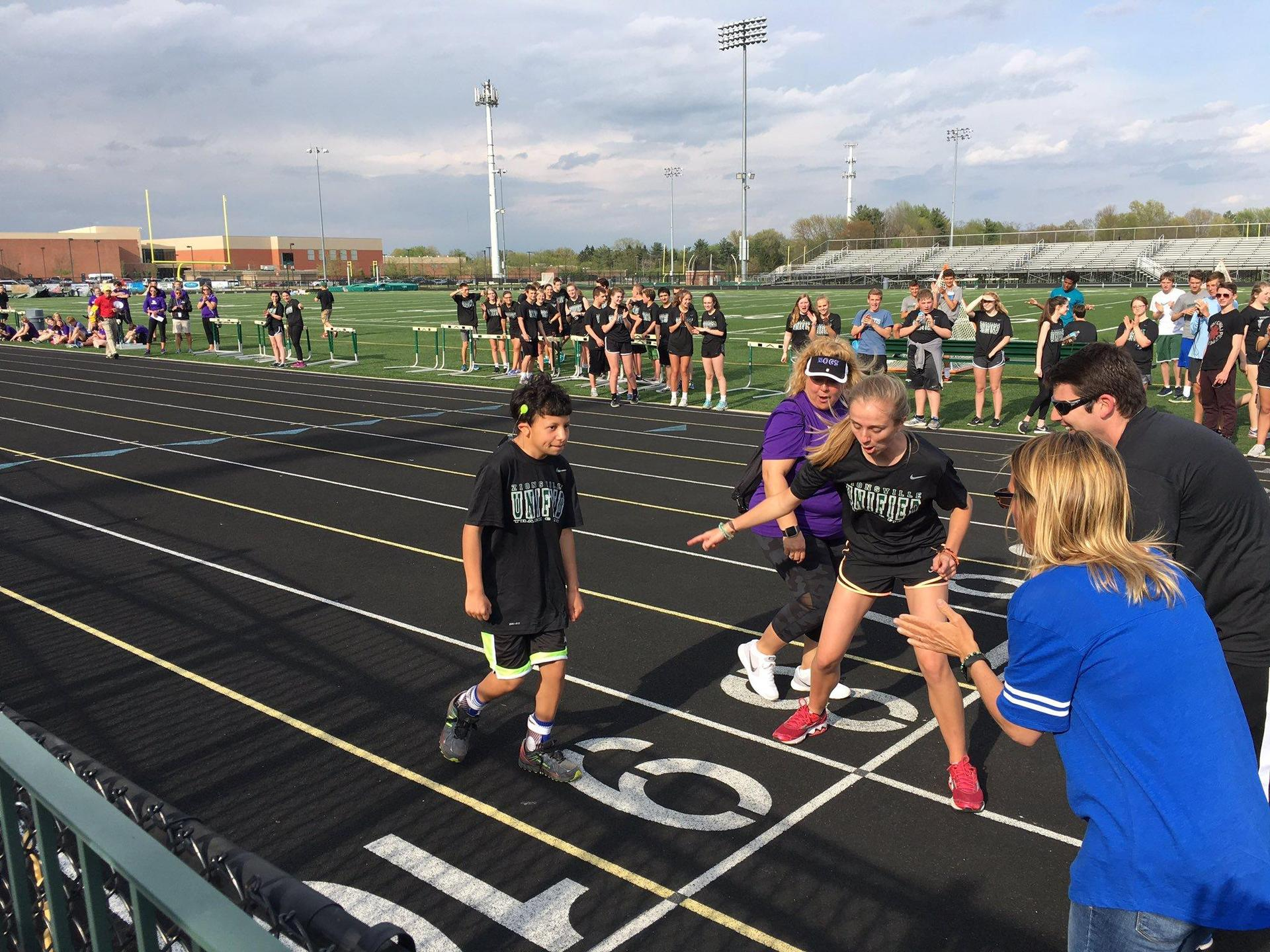 2018 Unified Track