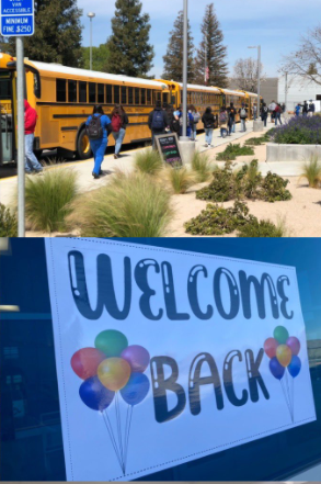 The ROC campus welcomed back career tech students this week