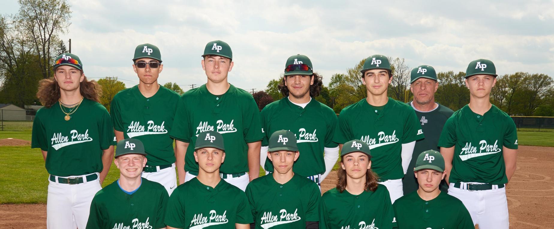 HS JV Baseball