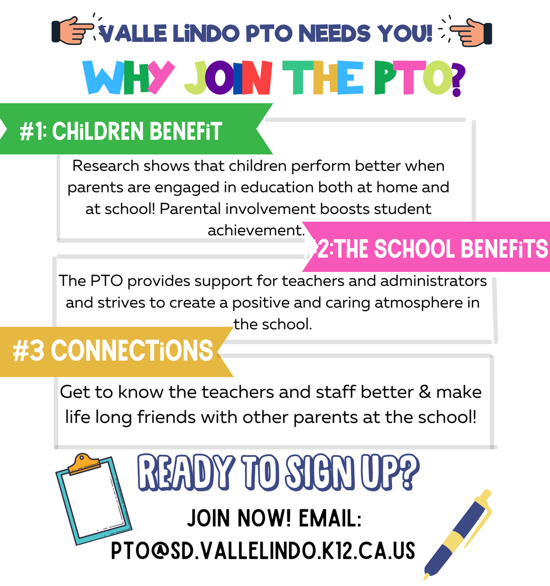 Why Join PTO?