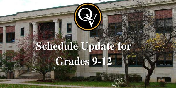 QVHS Update