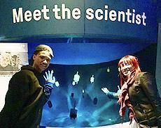 VC 3 Goes to Museum of Natural History in NYC