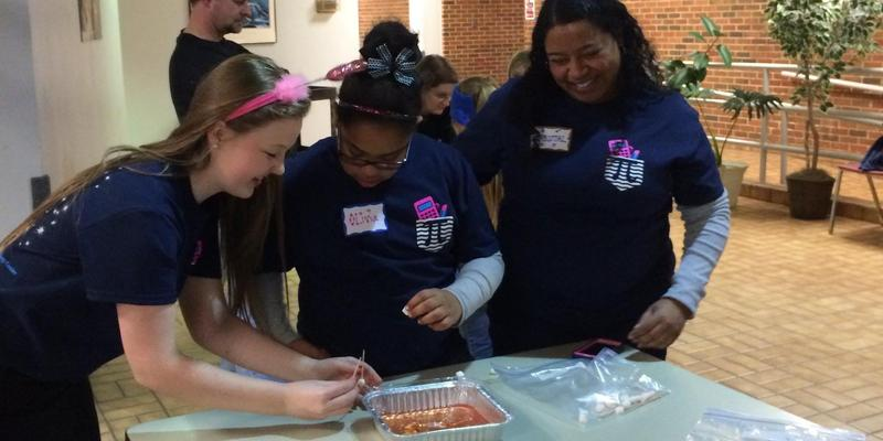 Mother Daughter Stem Night February 12, 2019 Featured Photo