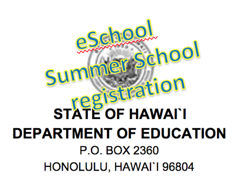 eSchool Registration
