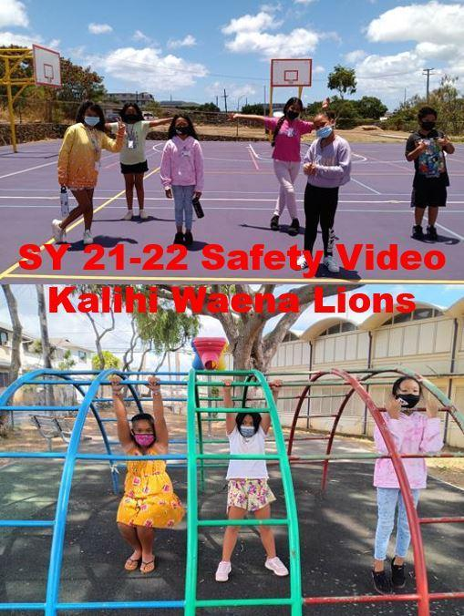 Safety Video Cover