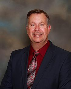 Picture of Jeff Irvin, Superintendent