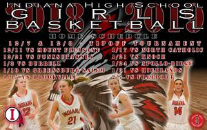 Girls Basketball Home Game Schedule