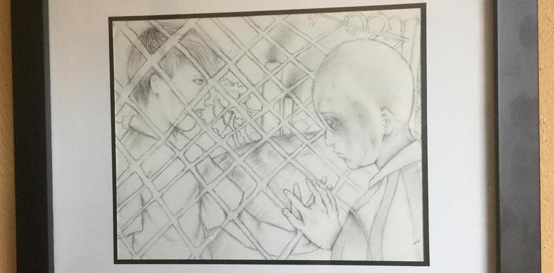 WJHS Student Receives Honorable Mention in Visual Arts Contest Featured Photo