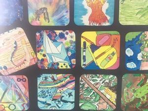 square 1 art stickers
