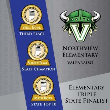Northview Triple State Award