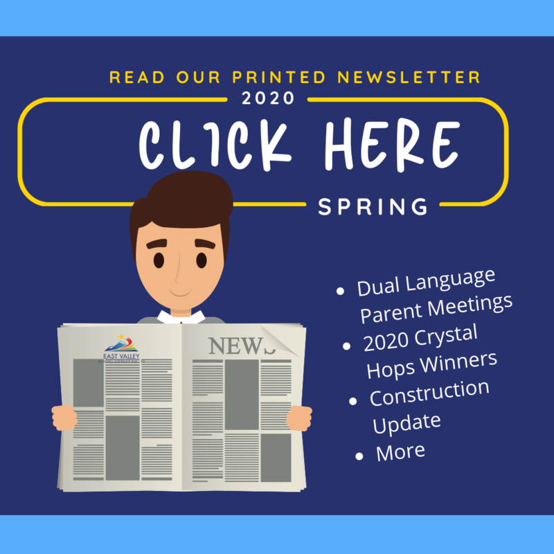 Click here to read our spring 2020 printed newsletter.