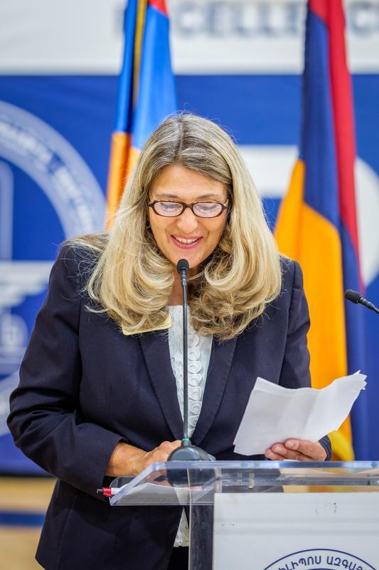 Teresa Lamb Simpson, epresenting Adam Schiff's Office