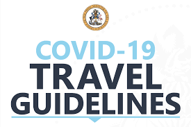 COVID Travel Guidelines Featured Photo