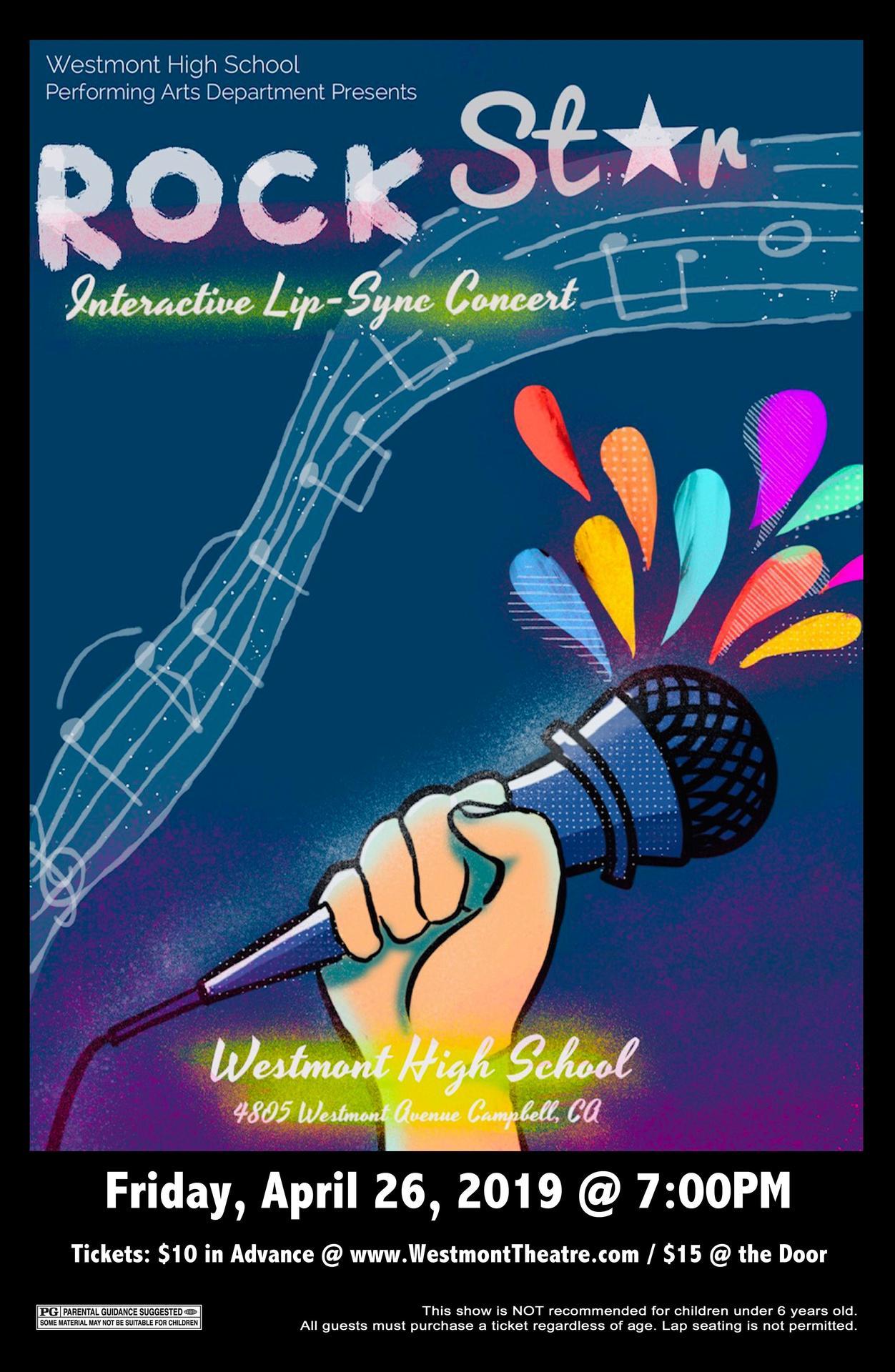 rockstar westmont high school performance