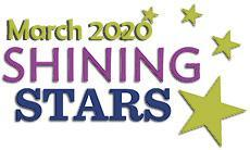 March Shining Stars
