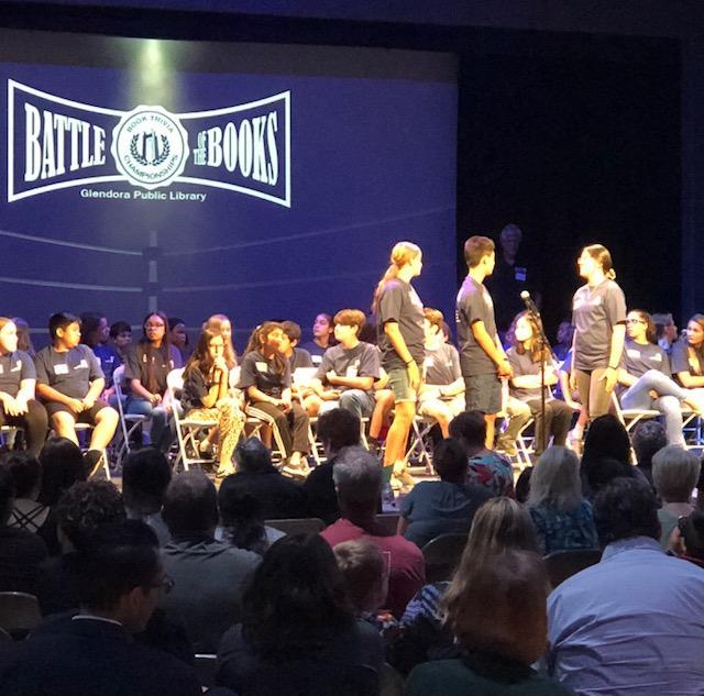 GHS students compete at 'Battle of the Books'