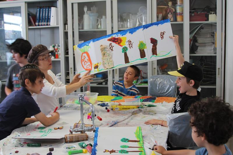 ICA Art Camp Featured Photo