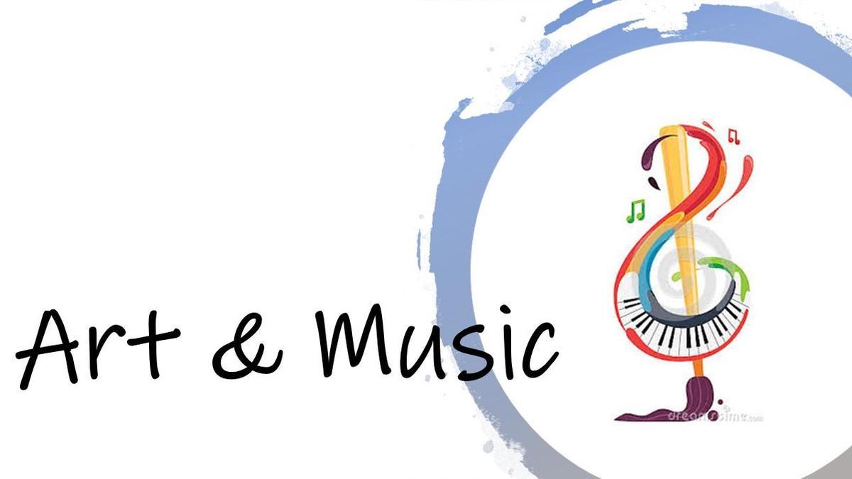 art & music