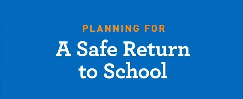 YSD Safe Return to School Plan 2021-2022 Thumbnail Image