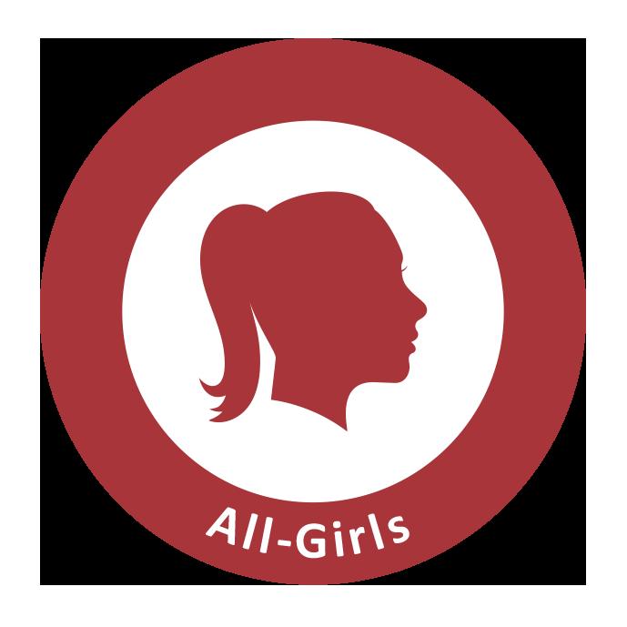 all girls