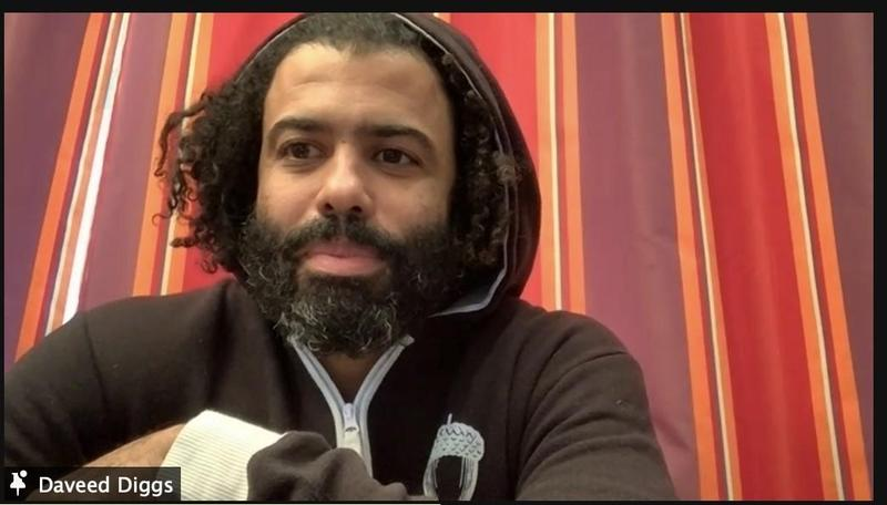 Actor-Rapper Daveed Diggs of 'Hamilton' Inspires Elementary School Students During Virtual Visit Featured Photo