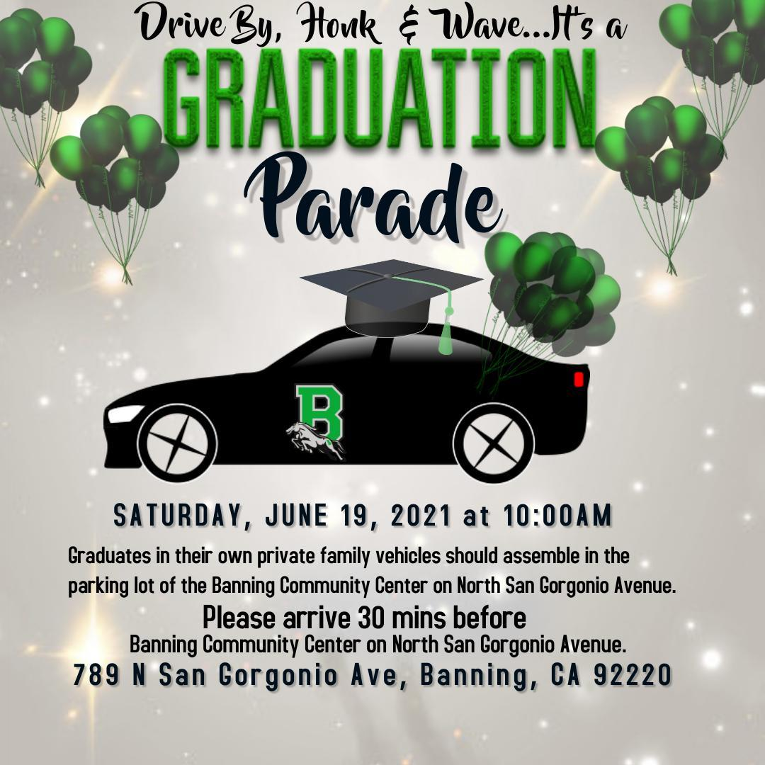 Graduation Parade