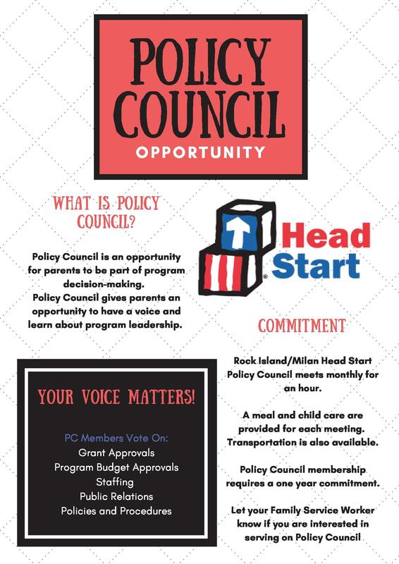 Head Start Policy Council Opportunities Featured Photo