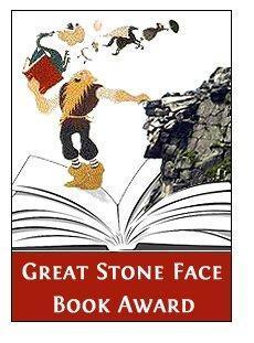 Great Stone Face Book Award Logo