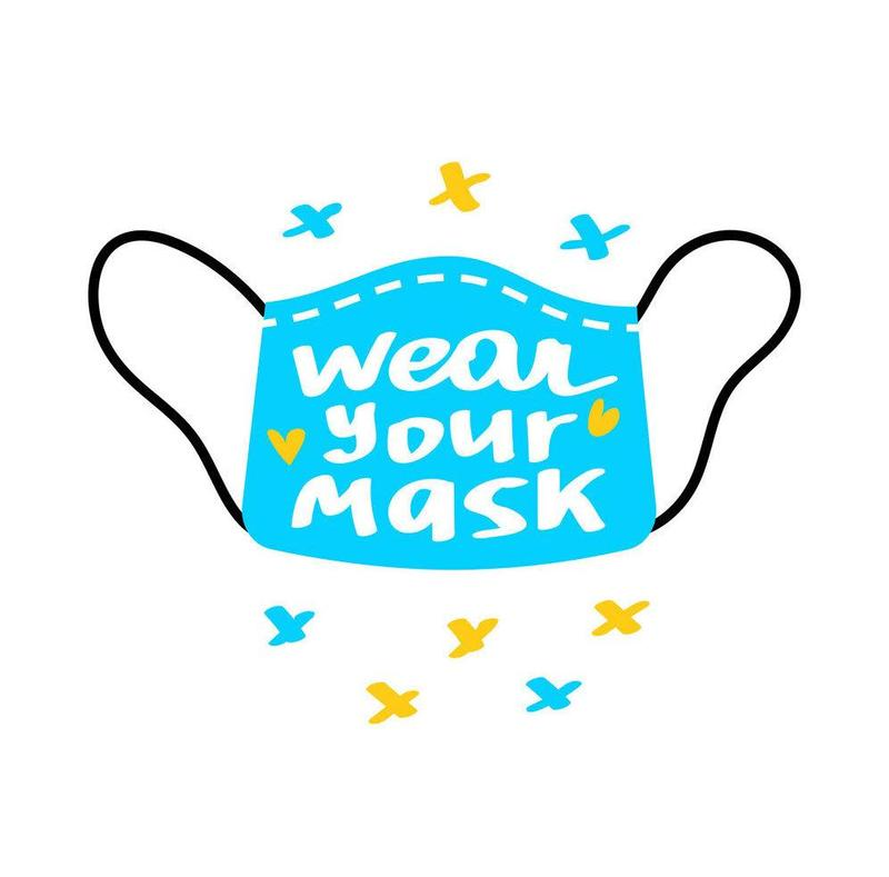 Wear your mask image