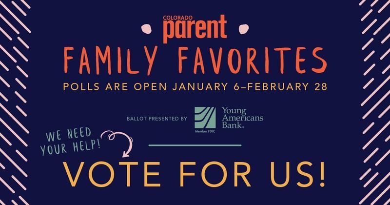 Colorado Parent Magazine contest