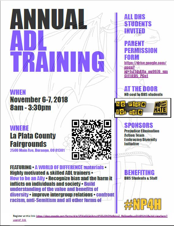 ADL training