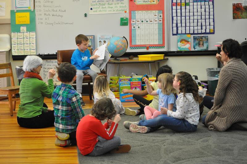 Grades 1/2 Authors Featured Photo