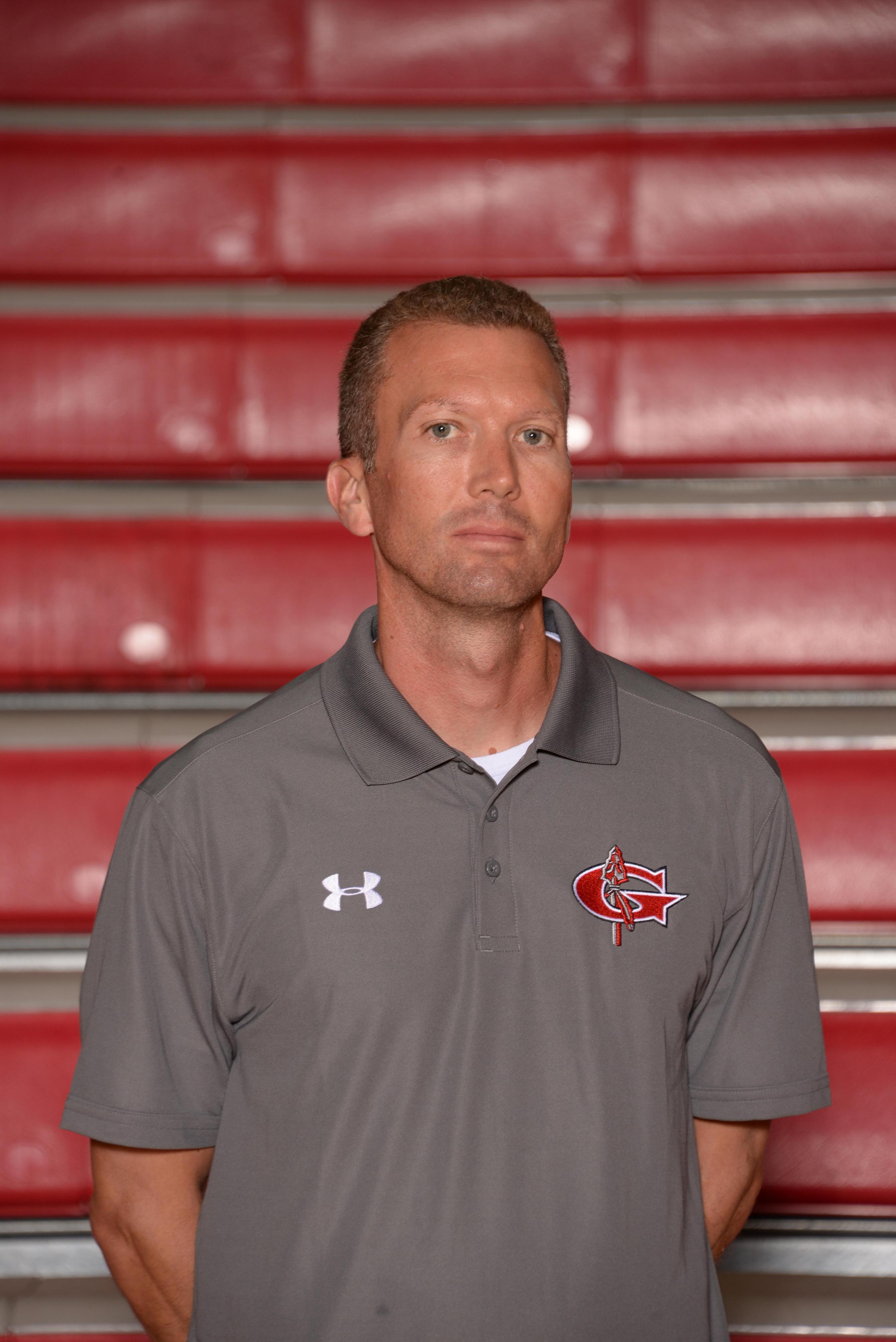 Asst. Coach Brett Buechner