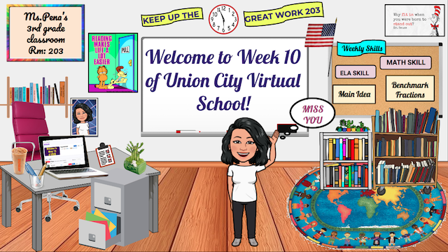 Ms. Penas Virtual Classroom