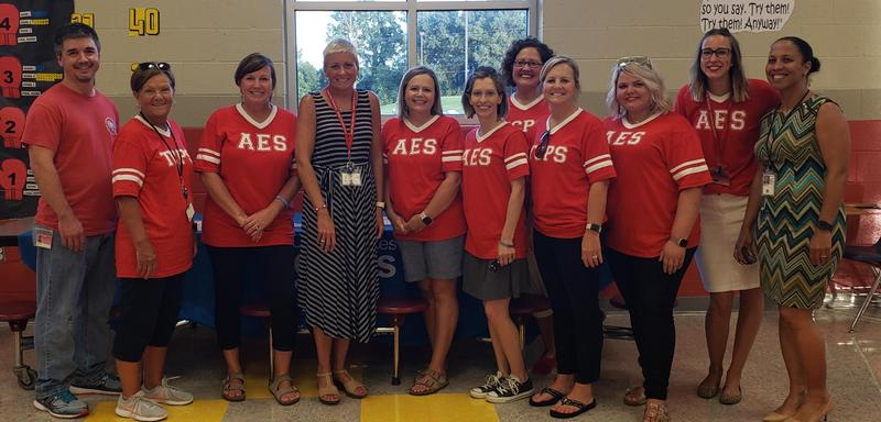 AES Hosts Back To School Tailgate Featured Photo