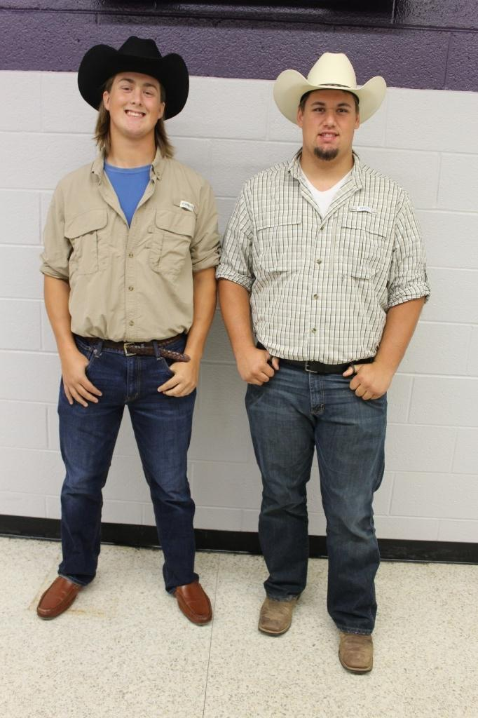 Twin Day: Cowboys