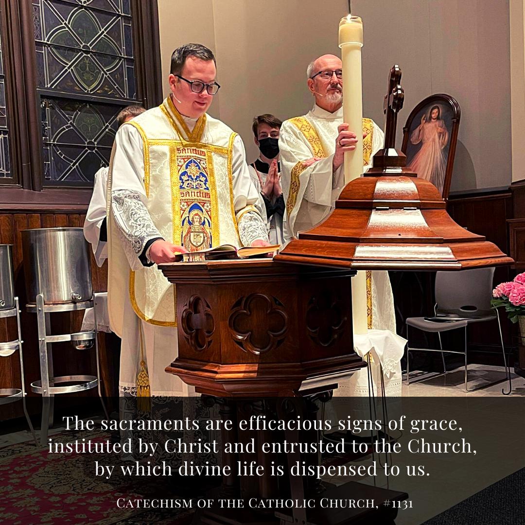 Sacramental Certificate Request