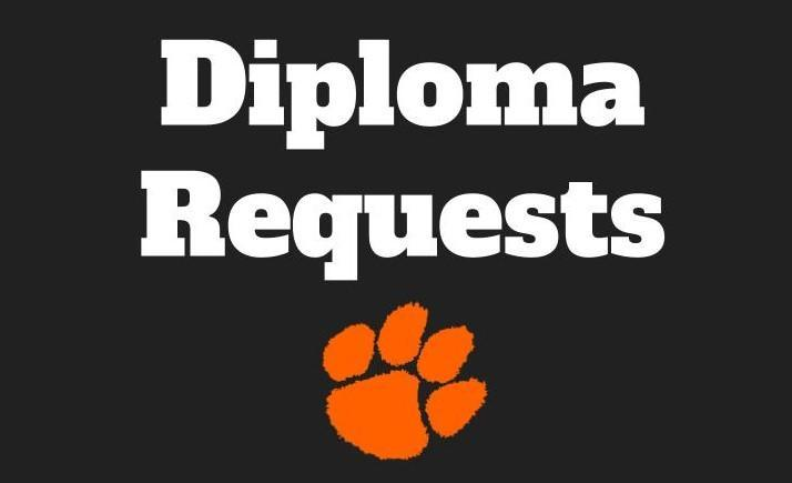 diploma requests